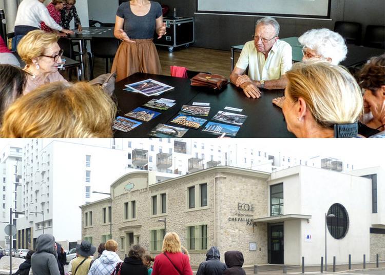 Atelier De Découverte Urbaine Sur Le Patrimoine Réhabilité à Marseille