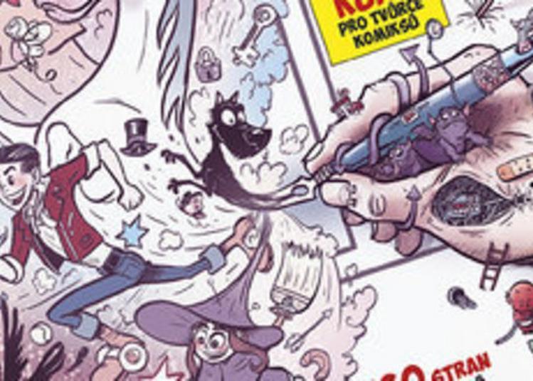 Atelier De Dessin (comics) à Paris 7ème