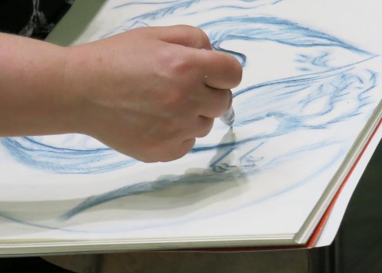 Atelier De Dessin - Exercez Votre Main à Paris 8ème