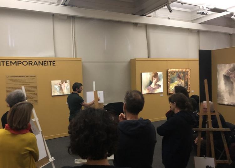 Atelier De Dessin Pour Les Adultes à Chalons en Champagne
