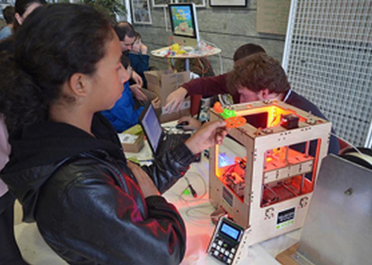 Atelier De Fabrication Numérique à Crozon