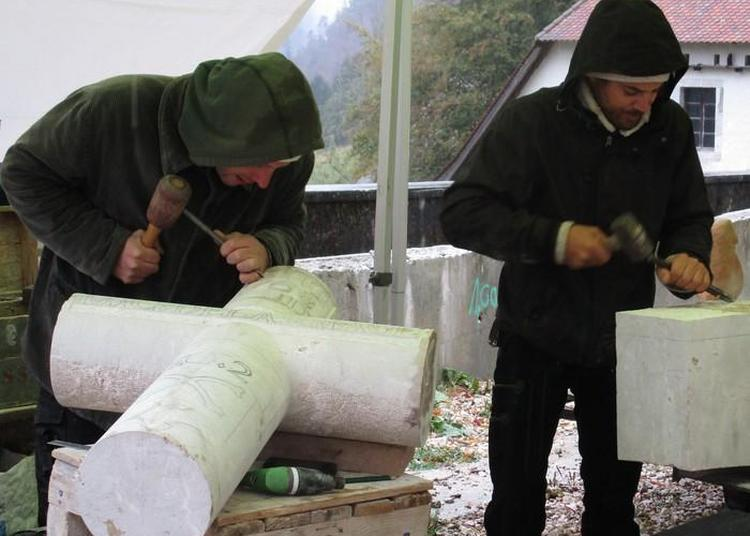 Atelier De La Taille De Pierre à Saint Pierre de Chartreuse
