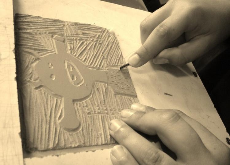 Atelier De Linogravure à Villefranche sur Saone
