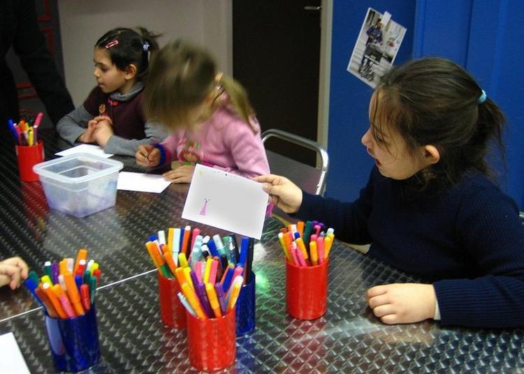 Atelier De Mail-art Pour Les Enfants Et Le Jeune Public à Toulouse