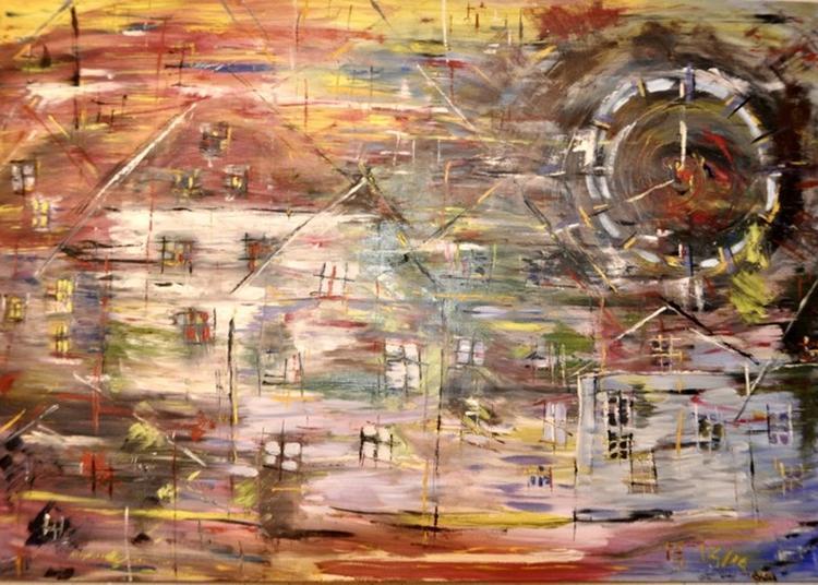 Atelier De Peinture à La Ferte Milon