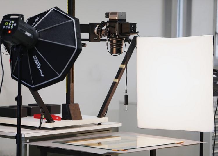 Atelier De Photographie Aux Archives à Besancon