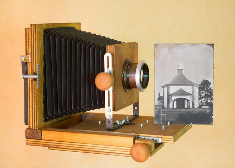 Atelier De Photographies Sur Plaque De Verre à Rouffach