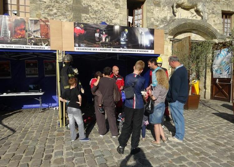 Atelier De Prévention Des Risques D'incendie Domestiques à Osny