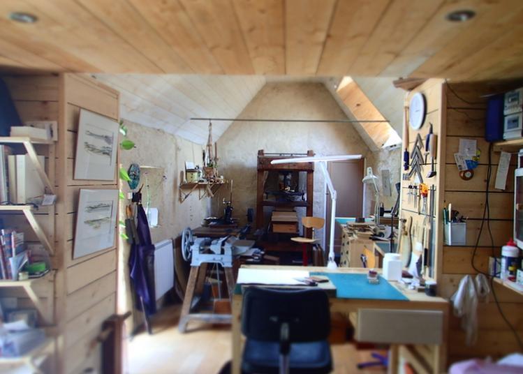 Atelier De Reliure à Langrolay sur Rance