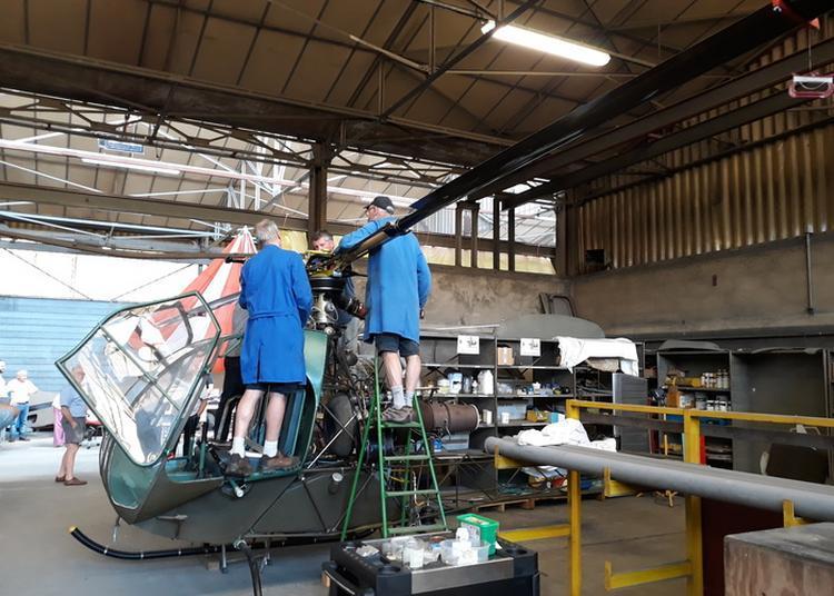 Atelier De Restauration D'avions Et D'hélicoptère à Limoges