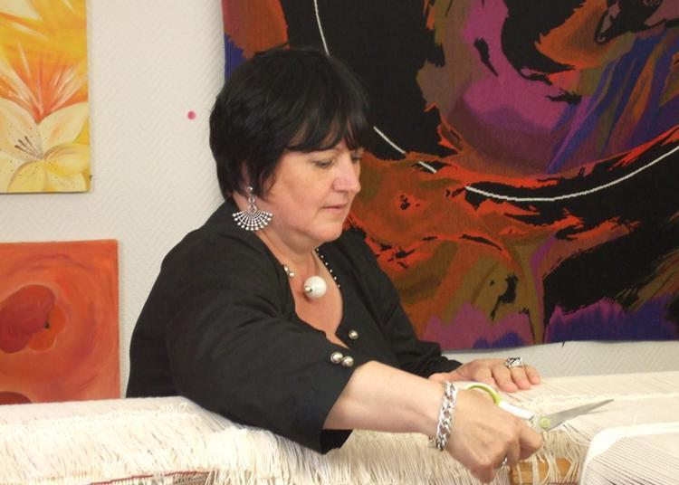 Atelier De Tapisserie D'aubusson Françoise Vernaudon à Nouzerines