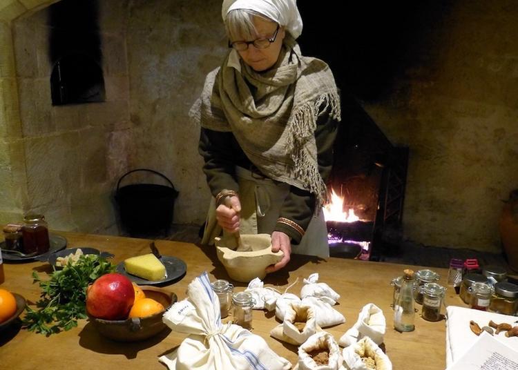 Atelier Dégustation Autour De La Cuisine Médiévale à Lourdes