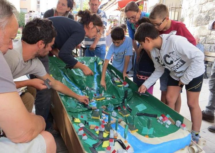 Atelier, Démonstration, Savoir-faire : Méli Mél'eau à Anduze