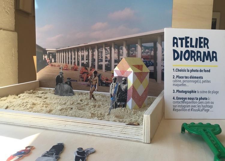 Atelier Diorama Tous à La Plage ! à Caen