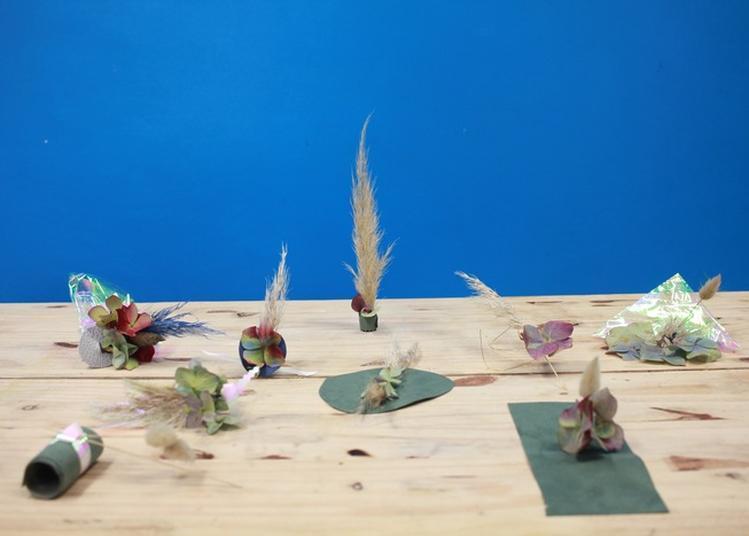 Atelier Drapés Végétaux Avec Ultra éditions à Brest