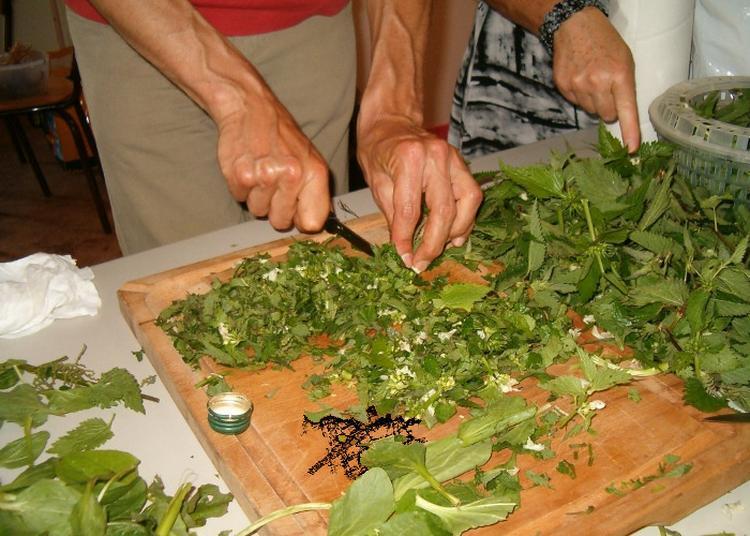 Atelier Du Jardin À La Table, Le Patrimoine Vous Met L'eau À La Bouche ! à Monsures