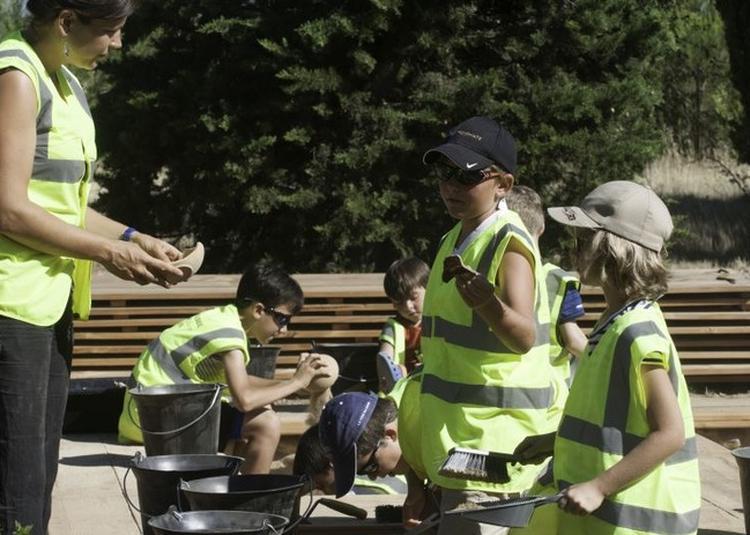 Atelier Du Petit Archéologue à Salleles d'Aude