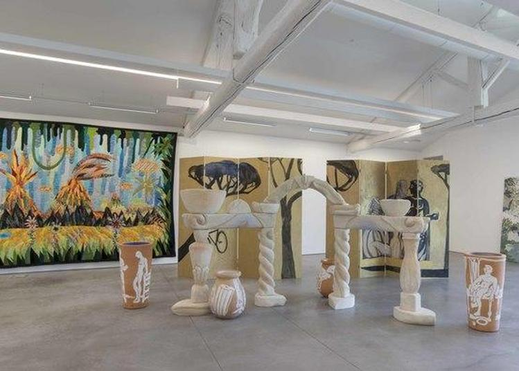 Atelier En Famille Autour De L'exposition Les Chemins Du Sud à Serignan