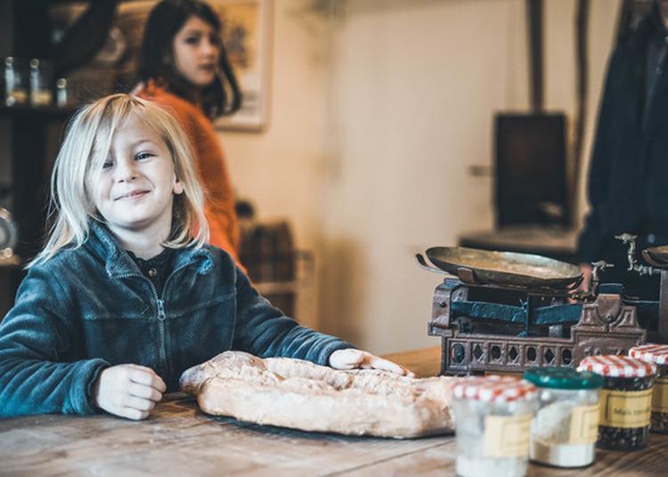 Atelier Enfant :  « Graine D'agriculteur » à Verdun sur le Doubs