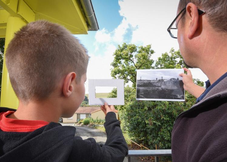 Atelier Enfant - Regard Sur La Colline, La Mine Et Son Paysage à Saint Crespin sur Moine