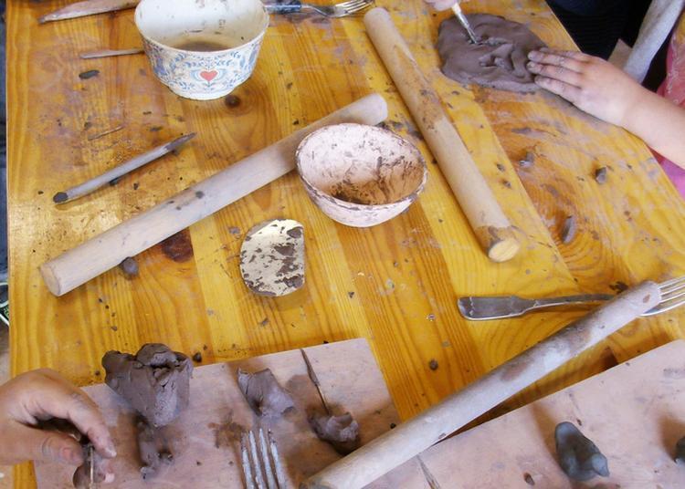 Atelier Familial Découverte De La Terre Au Couvent De Treigny