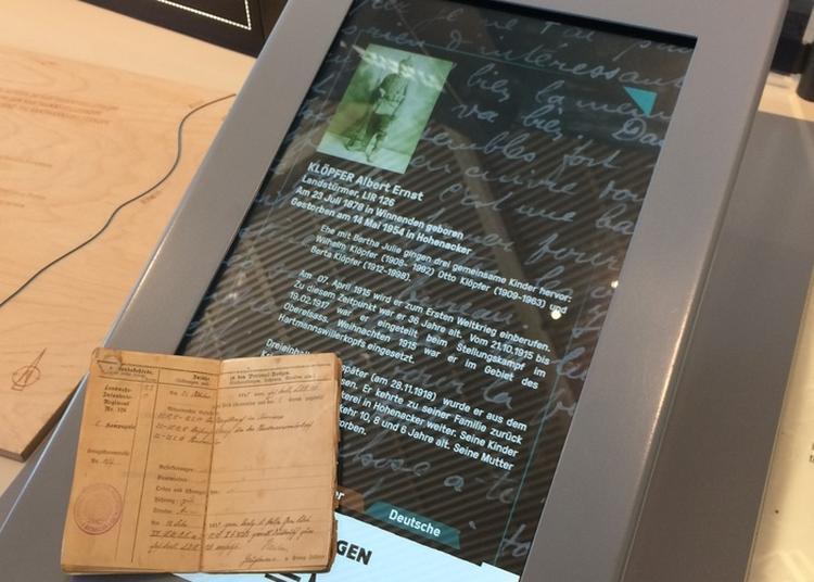Atelier Généalogie Et Histoire à Wattwiller