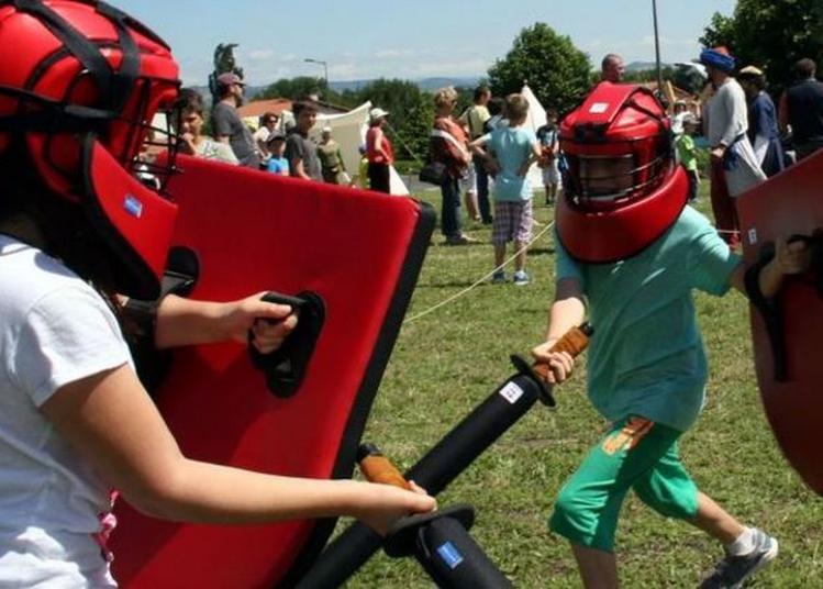 Atelier Gladiator's Race à Perpignan