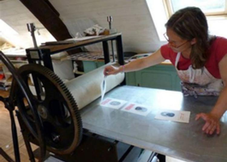 Atelier Gravure Et Photographie Ancienne à Beaumont sur Oise