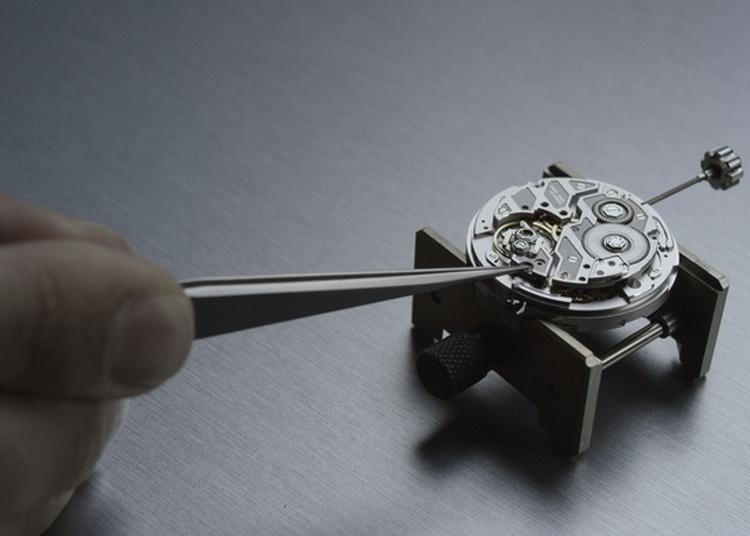 Atelier Horloger Chez Bucherer à Paris 9ème