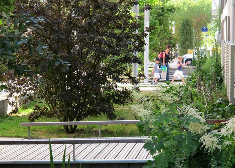 Mélodie architecturale  - Atelier Jeune Public à Boulogne Billancourt