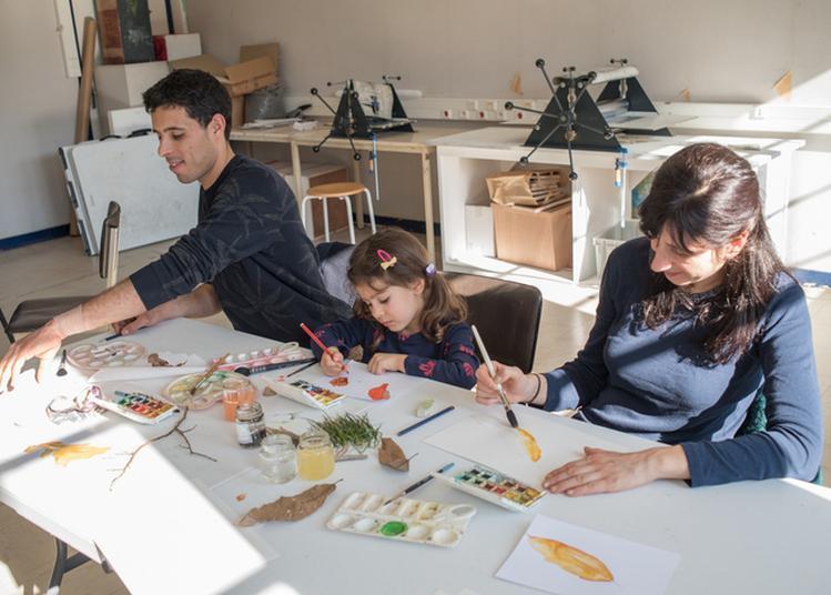 Atelier « Empreintes Végétales » à Bignan