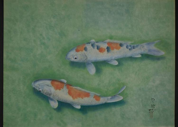 Atelier « Initiez-vous à L'art Japonais Du Gyotaku » à Paris 5ème