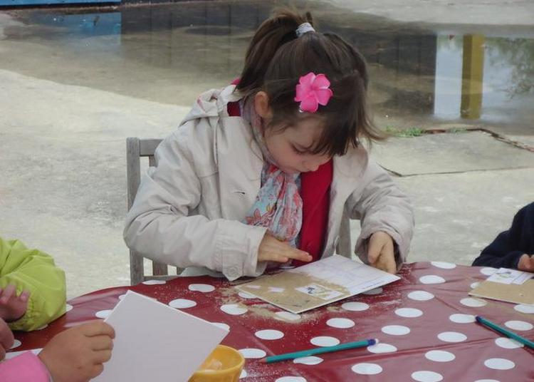 Atelier Le Sel À Petits Pas à Le Grand Village Plage