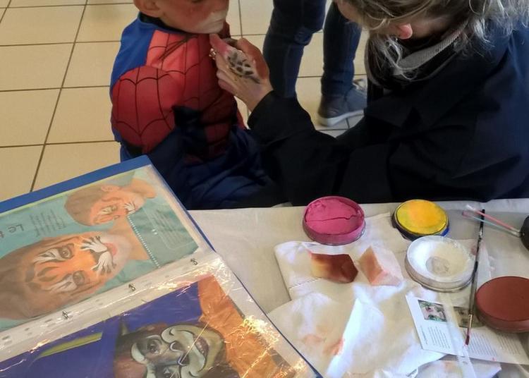 Atelier Maquillage Enfants à Dole