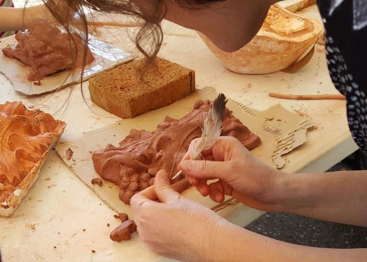 Atelier Modelage De La Terre à Launaguet