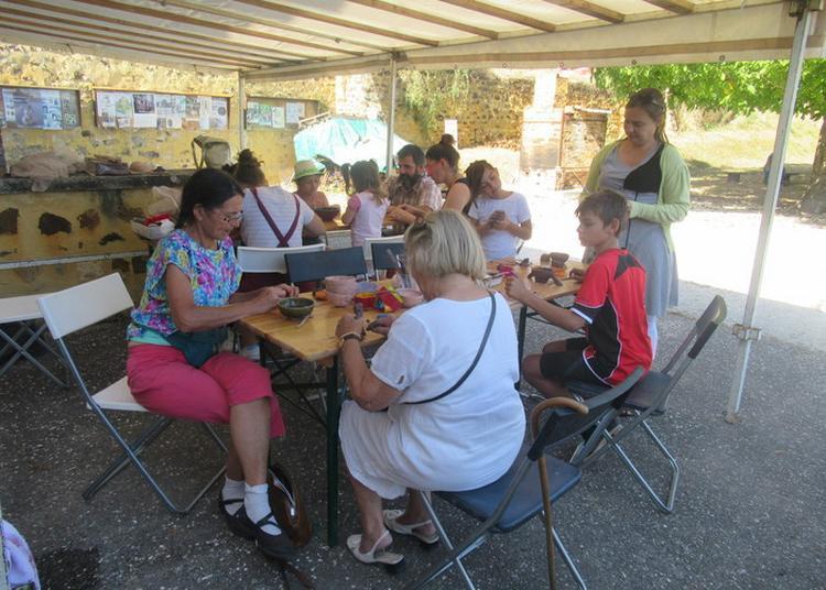 Atelier Modelage Familial - Céramique à Treigny
