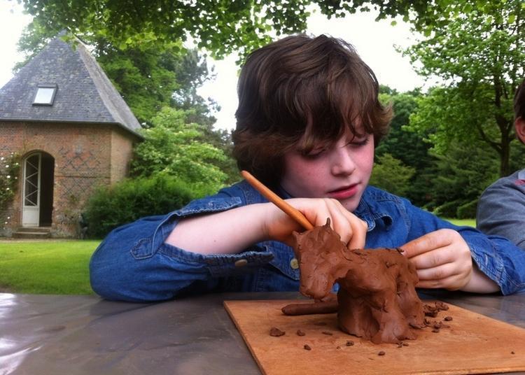 Atelier Modelage Pour Les Familles à Bois Guilbert