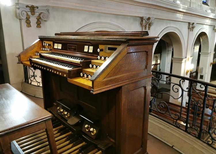 Atelier Musical D'initiation à L'orgue Et à L'harmonium à Asnieres sur Seine