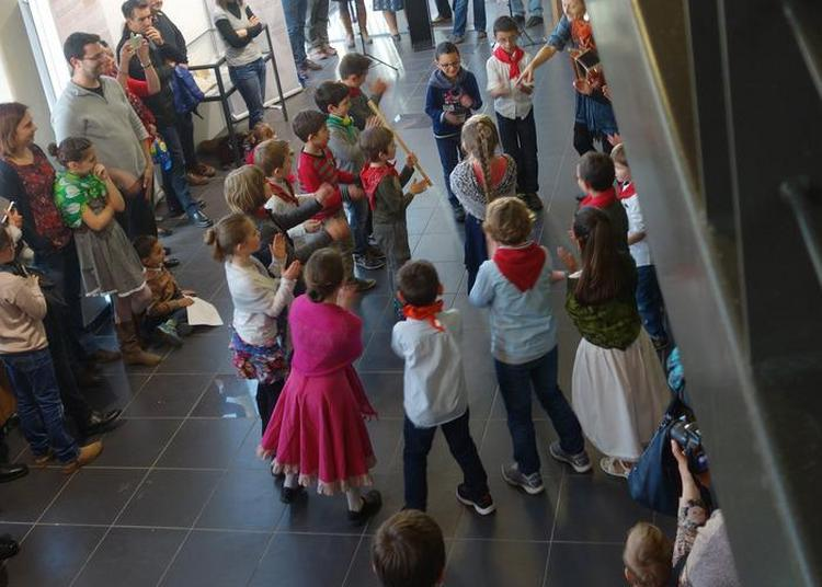 Atelier Musique Et Danses Occitanes à Beziers