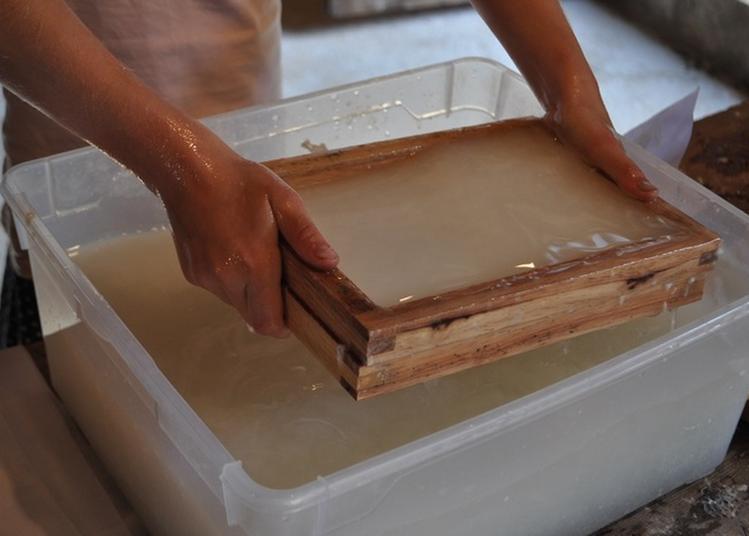 Atelier Papier Artisanal à Trevoux