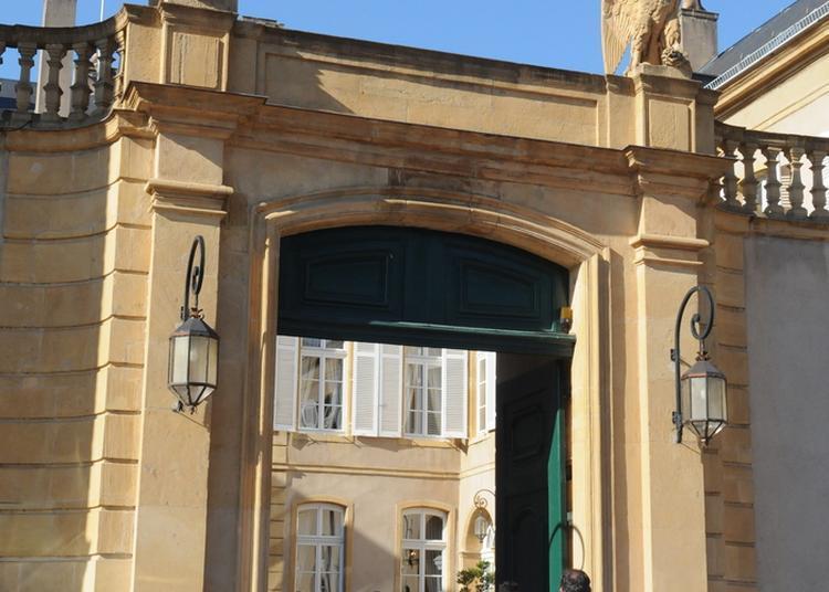 Atelier - Parcours D'une Loi à Metz