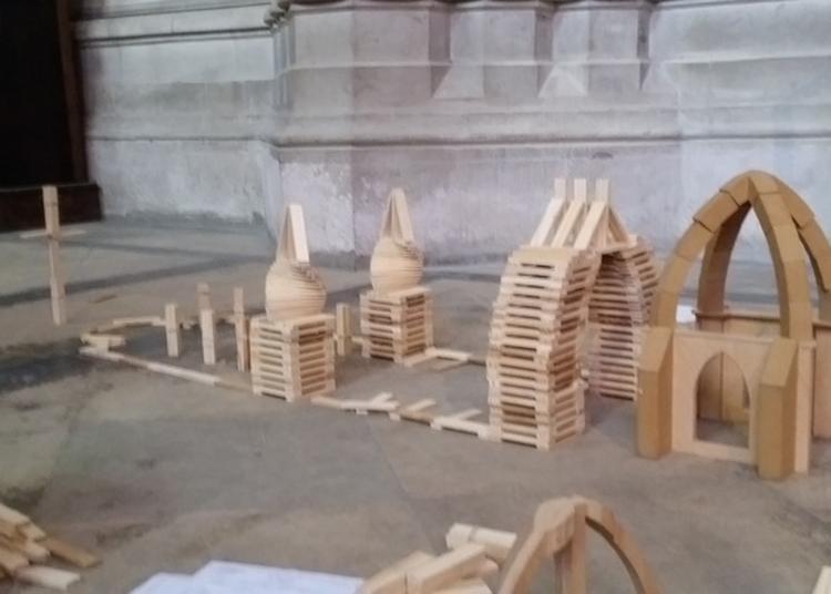Atelier Pour Enfants De Kaplas Et De Modèles En Bois à Montpellier