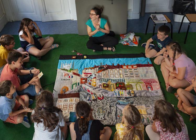 Atelier Pour Enfants Lyon D'hier Et D'aujourd'hui.