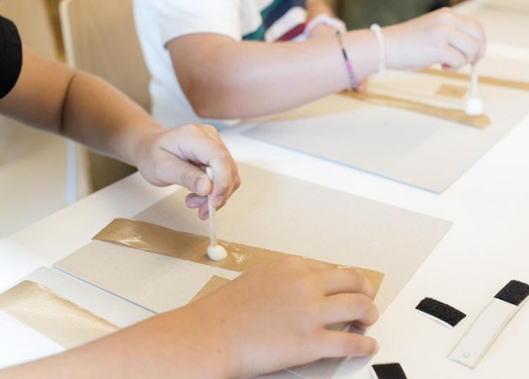 Atelier pour les 7-12 ans à Besancon