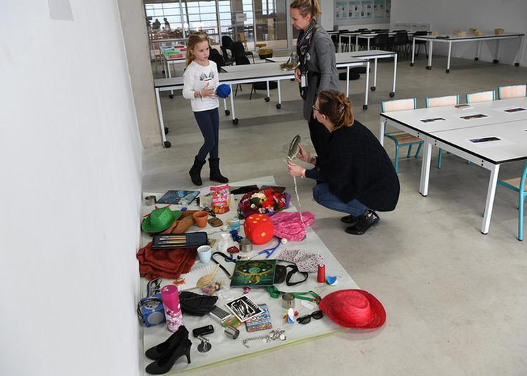 Atelier Pour Les Enfants Autour De La Collection à Dunkerque