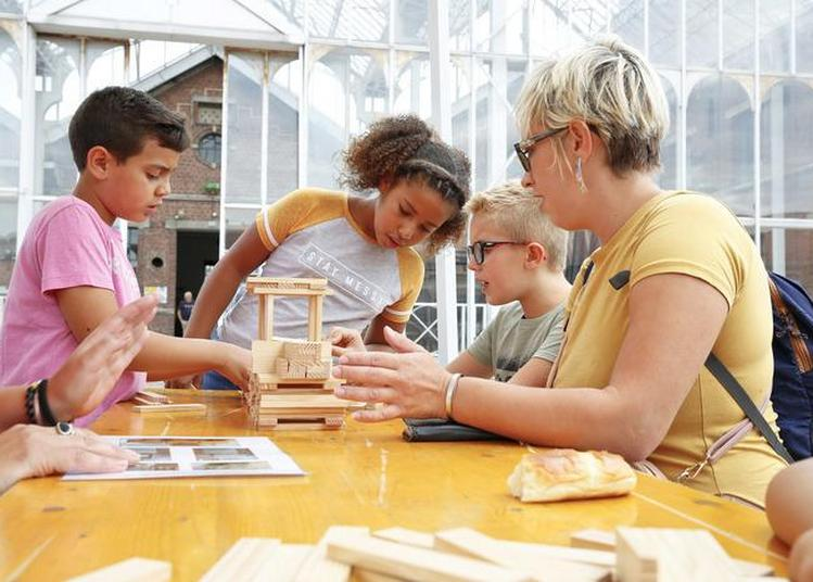 Atelier Pour Les Enfants : Le Petit Architecte à Lewarde