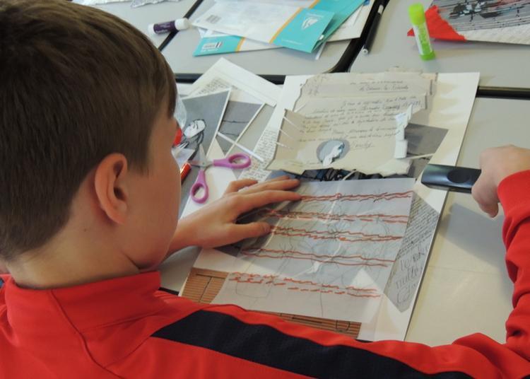 Atelier Pour Petits Et Grands « Beaune-la-rolande Et Pithiviers : L'art Pour Résister » à Orléans