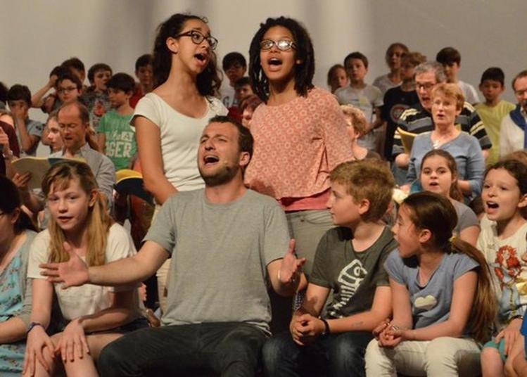 Atelier Pratique Vocale Avant-concert à Paris 16ème