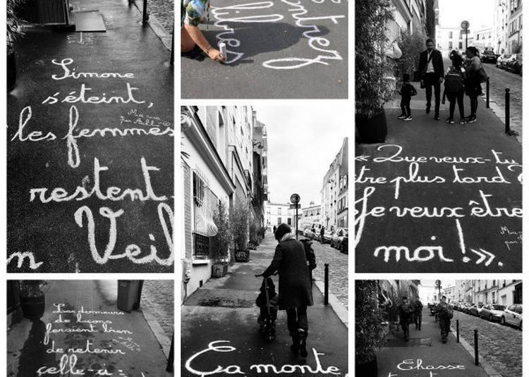 Atelier : Quand La Rue Devient Un Champ D'écriture ! à Rouen