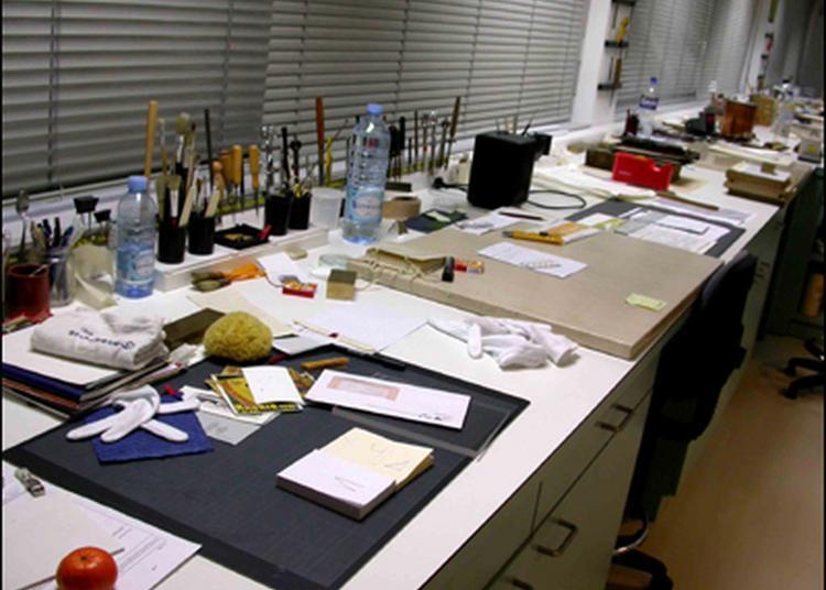 Atelier Reliure à Strasbourg